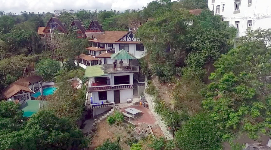 house and lot for sale in Puerto Galera