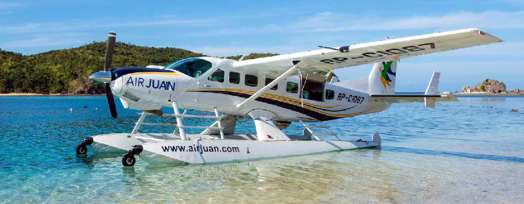 Air Juan Cessna Grand Caravan Seaplane
